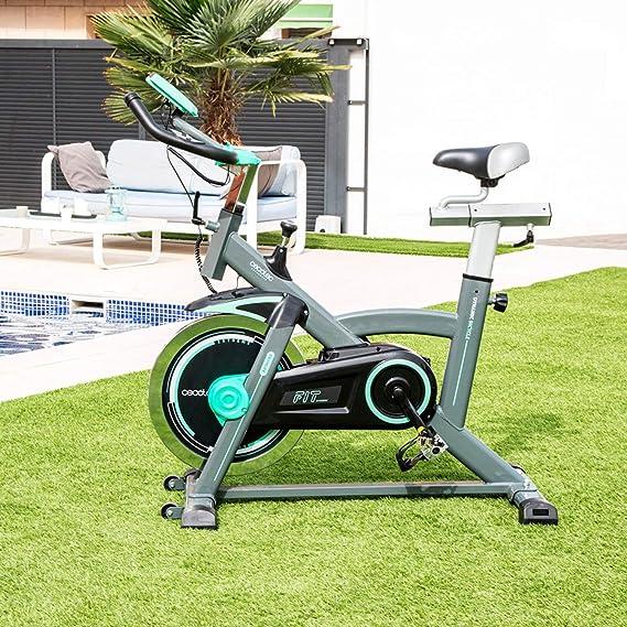 Cecotec Bicicleta Indoor Extreme 20. 20kg Volante inercia ...