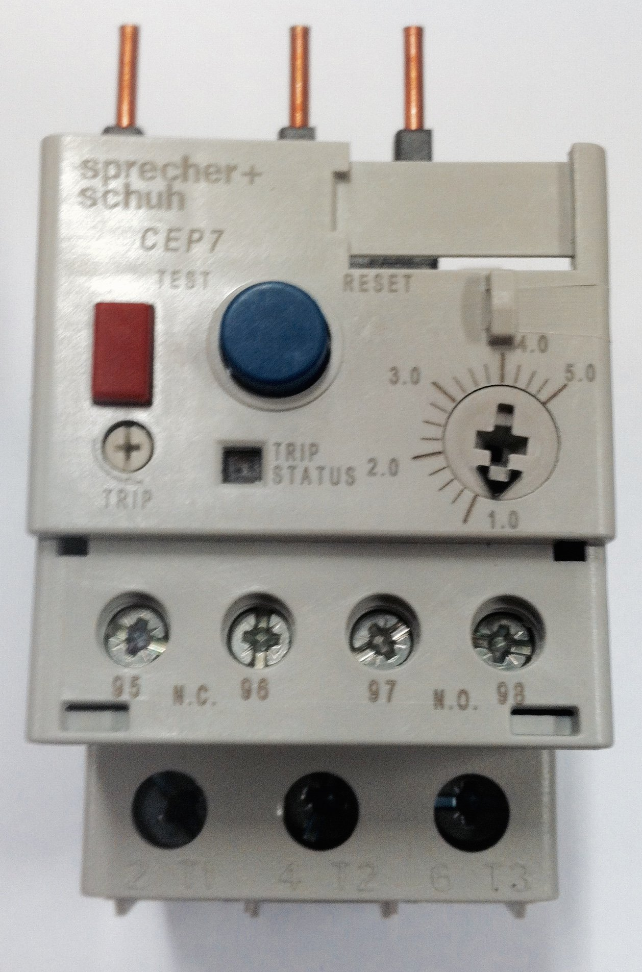 Sprecher & Schuh CEP7-EECB