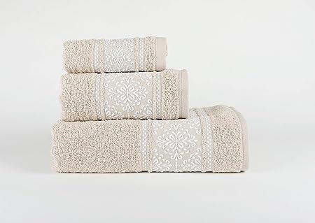 ForenTex Pack 3 Toallas Star Multiusos Basic absorbentes para baño ...