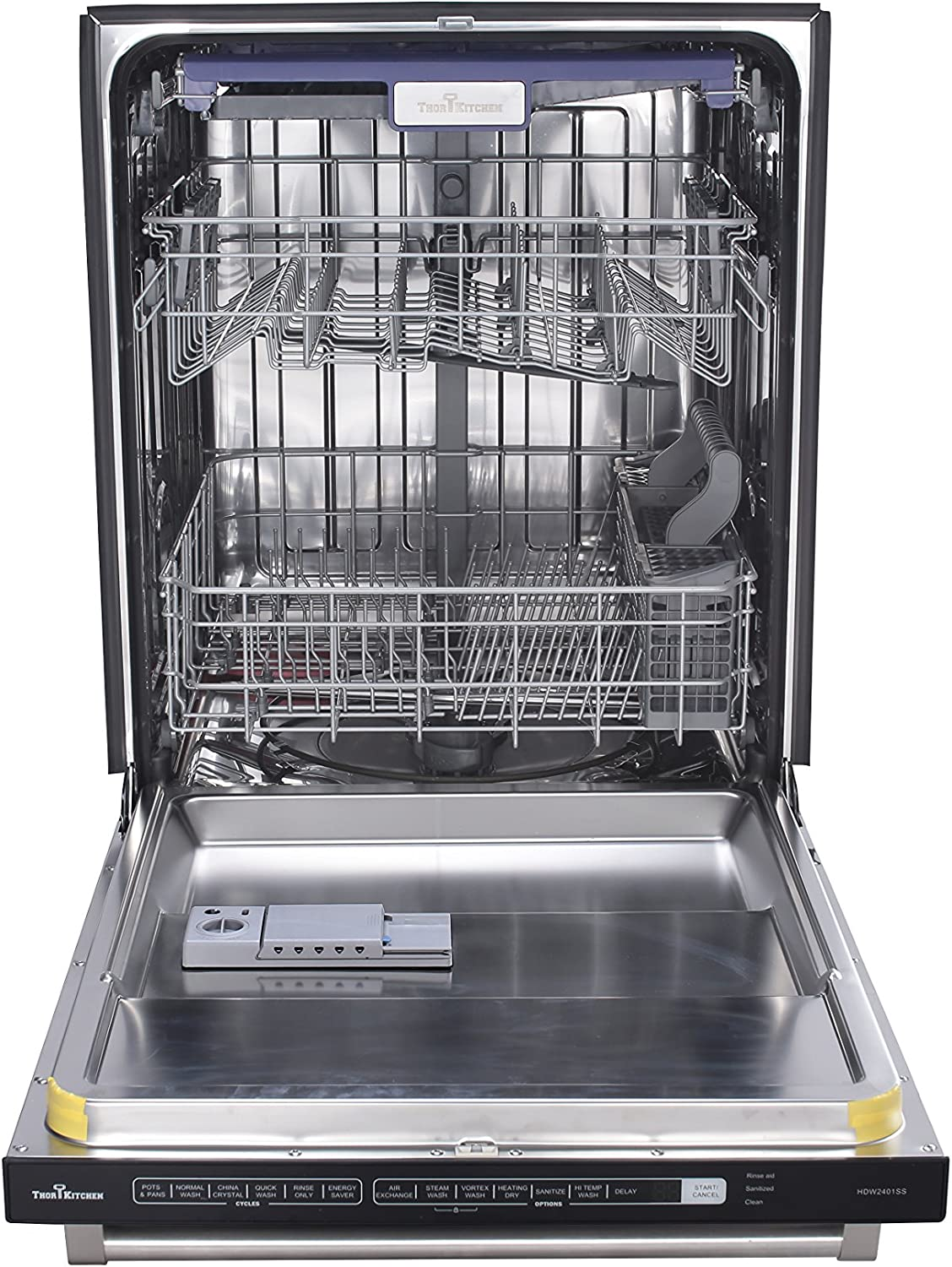 """Thorkitchen HDW2401SS 24"""" Built-In Dishwasher review"""
