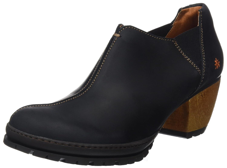 Art Damen Rustic (schwarz Pumps Schwarz (schwarz Rustic schwarz) 61fc17