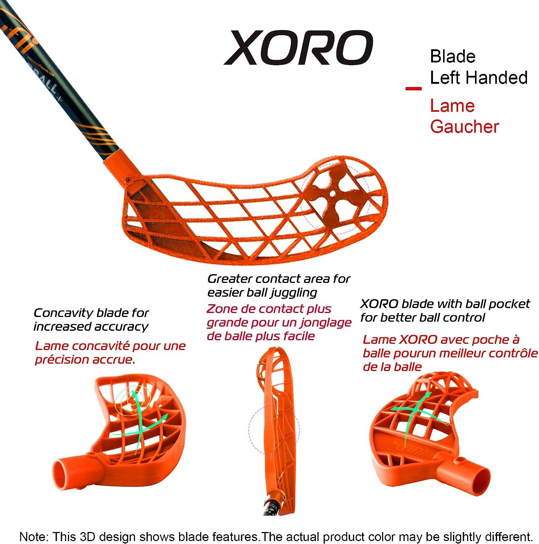 ACCUFLI Floorball Zorro Stick Z80 Right 36inch