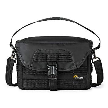 Lowepro Lowepro ProTactic 120 AW - Bolsa de hombro para cámara, color negro