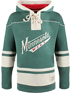 6c1d05fe2 Old Time Hockey NHL Men s Alternate Lacer Heavyweight Style 2 Hoodie