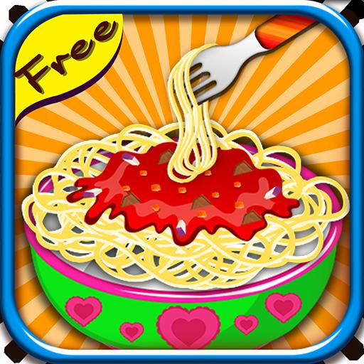 Noodle Maker - Free Kids Girls Cooking Game