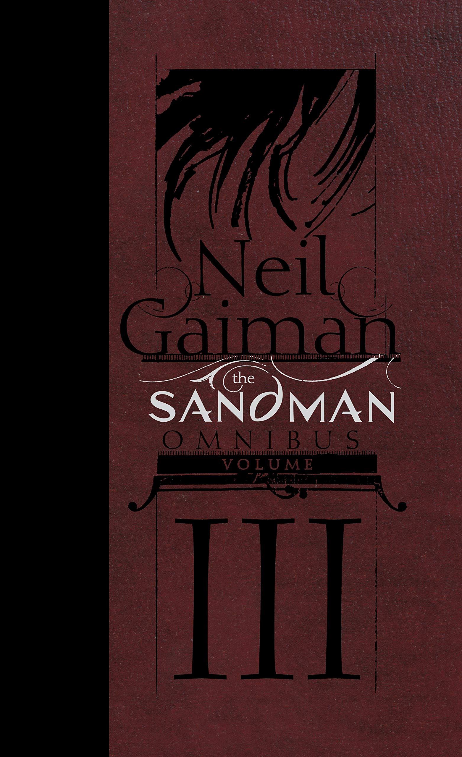 The Sandman Omnibus Vol. 3 by Vertigo