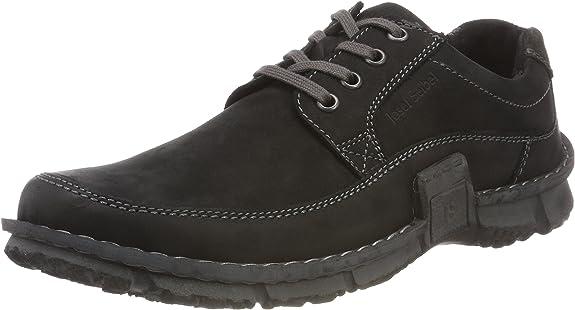 TALLA 42 EU. Josef Seibel Willow 48, Zapatos de Cordones Derby Hombre