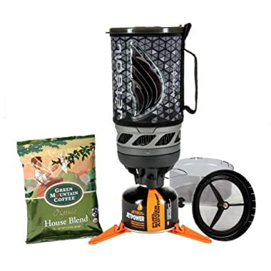 Jetboil Flash JavaKit Geo Camping Stove Cooking System