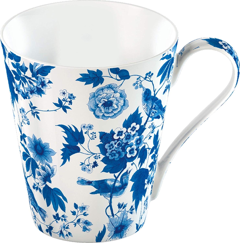 Creative Tops V&A Garden Birds, White Fine Bone China Coffee Mug in Box