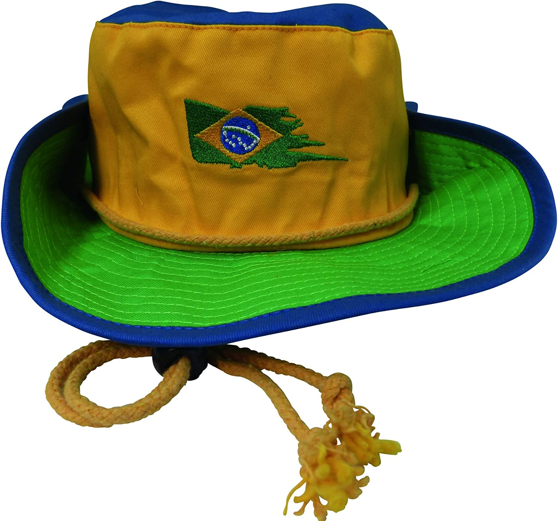 Brasil Brazil Cowboyhut Brasilien