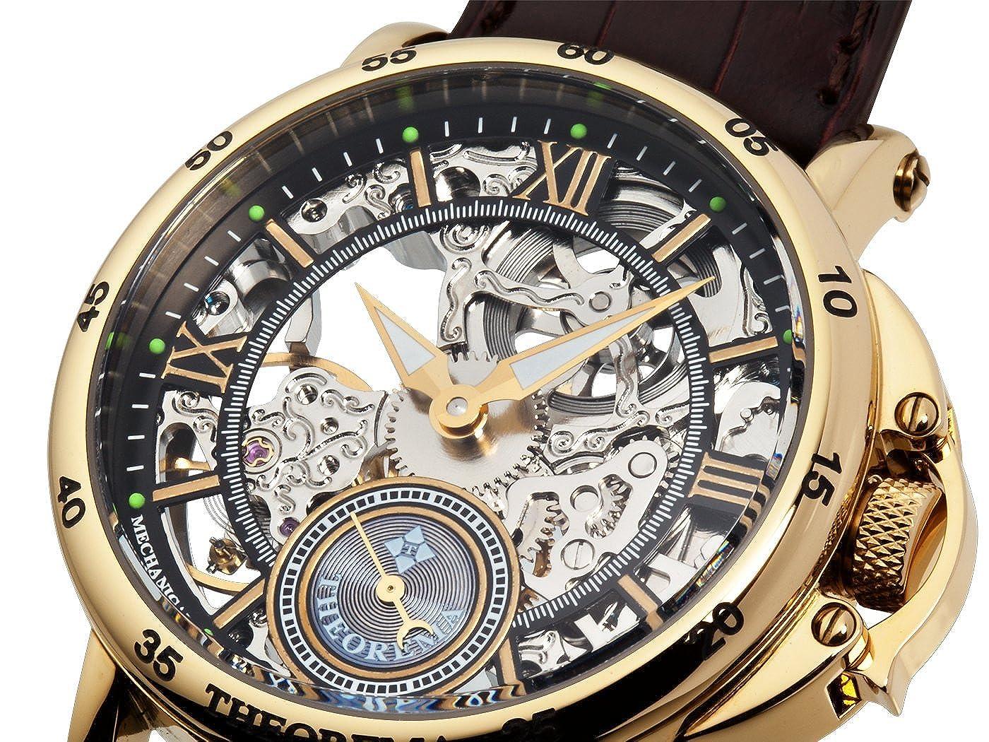 Amazon.com: Made in Germany Casablanca Theorema 101-3: Enis Tufina: Watches