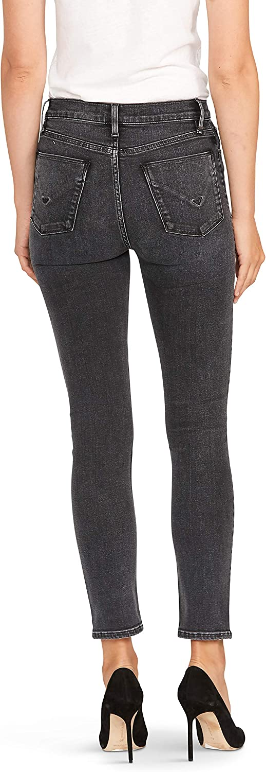 HUDSON Womens Holly High Rise Skinny Ankle