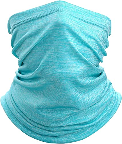 Tree Style Hawaii Leaves Unisex Fleece Neck Warmer Gaiter Microfiber Face Mask,Neck Gaiter,Magic Scarf for Dust Outdoors