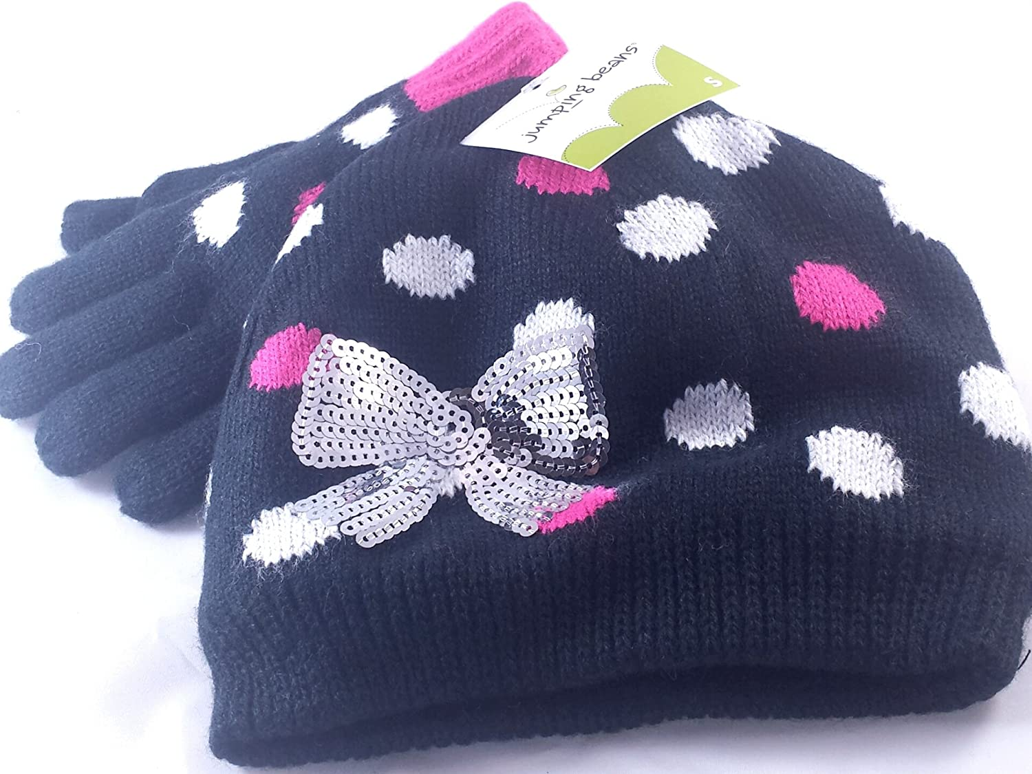 Glam Girl Hat and Glove Set