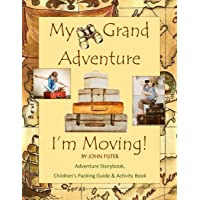 Amazon best sellers best childrens pirate books my grand adventure im moving adventure storybook childrens packing guide solutioingenieria Gallery