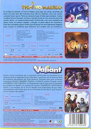 Pack El Tiovivo Magico + Valiant [DVD]: Amazon.es: Varios: Cine y Series TV