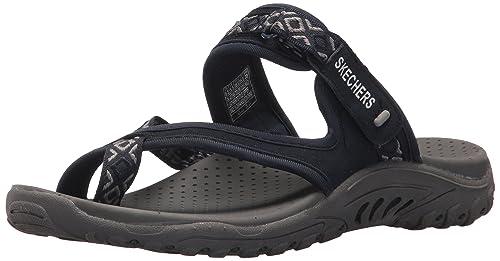 1e089b15b7af Skechers Women s Reggae-Trailway Flip-Flop  Amazon.ca  Shoes   Handbags