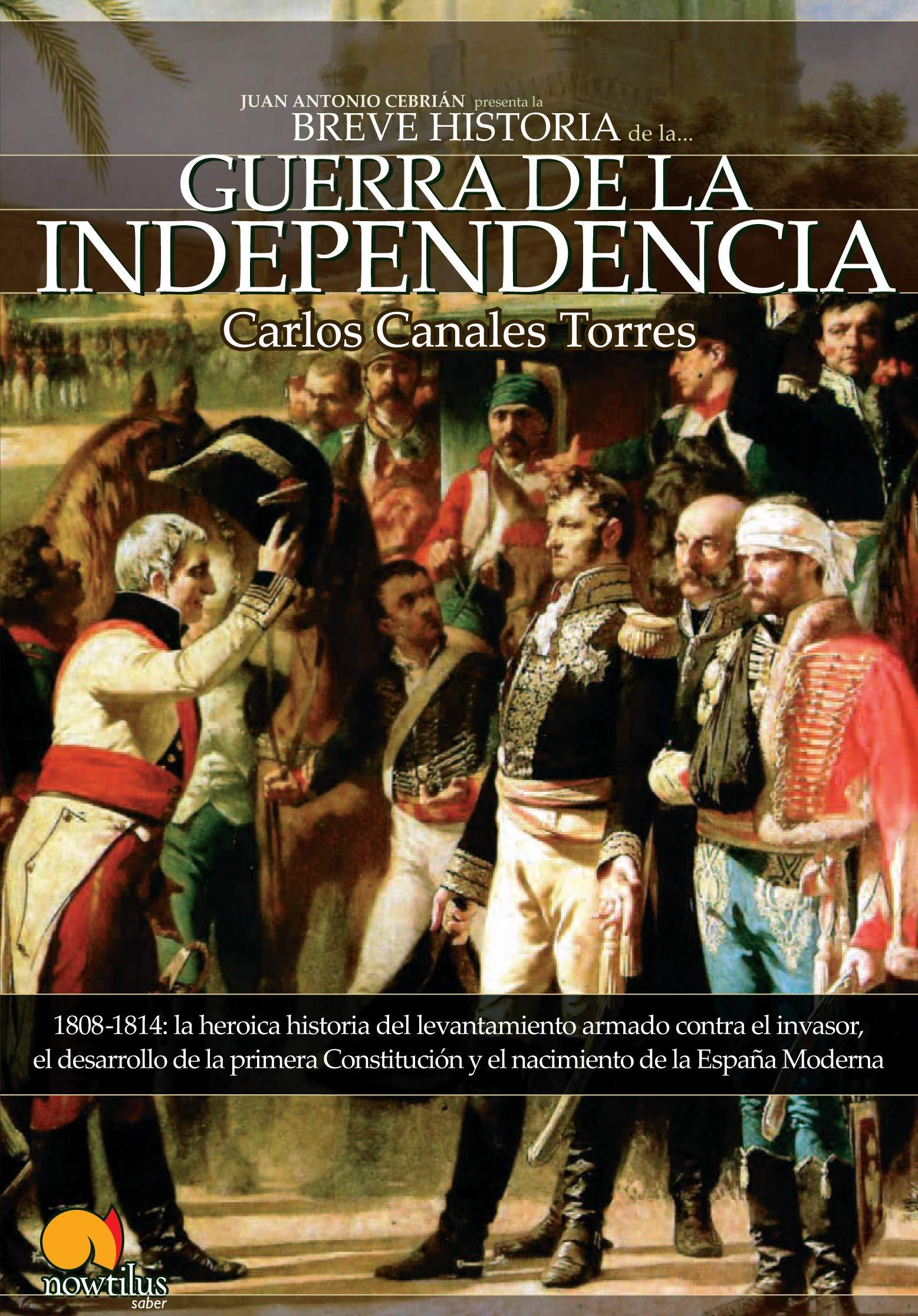 Breve Historia De La Guerra De Independencia Español: 1808-1814 ...