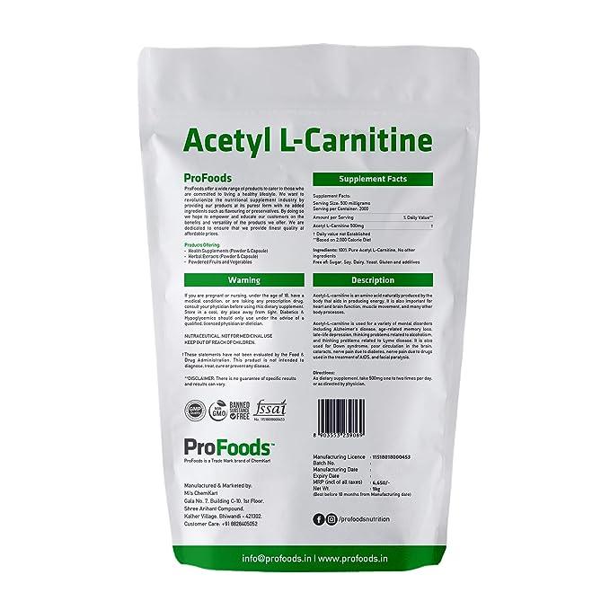 acetil l karnitin ár)