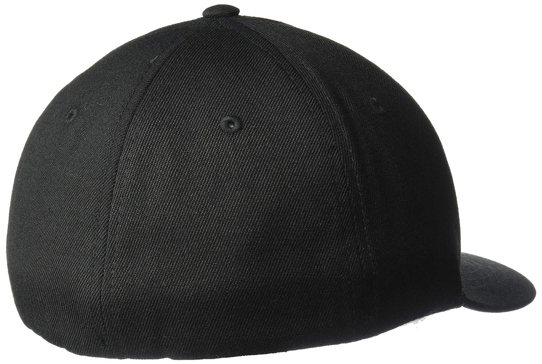 Fox Mens Number 2 Flexfit Hat Baseball Cap