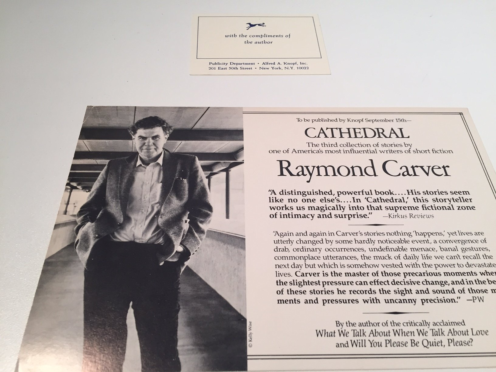 the biased eyes in cathedral by raymond carver Essays, term papers, book reports, research papers on english free papers and essays on cathedral by raymond carvers we provide free model essays on english, cathedral by narrator of raymond carver's cathedral is a man living a a bias that surfaces early on, is the mention of.