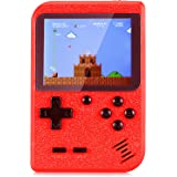 Holahoney Mini Retro Handheld FC Games Consoles ,Built-in 400 Classic Game, Portable Gameboy 3 Inch LCD Screen TV Output…
