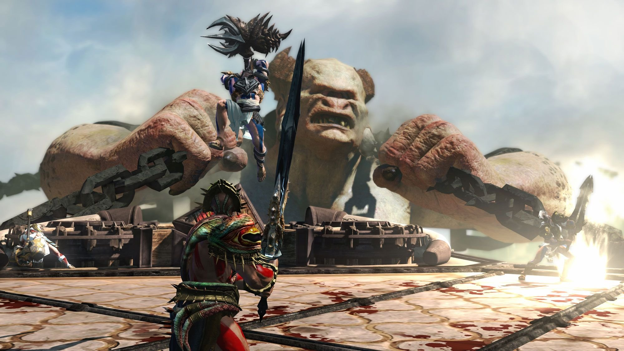 god of war ascension pc game download