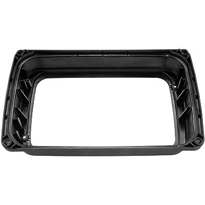 Dorman 889-5502 Headlight Bezel for Select Mack Models, Black: Automotive