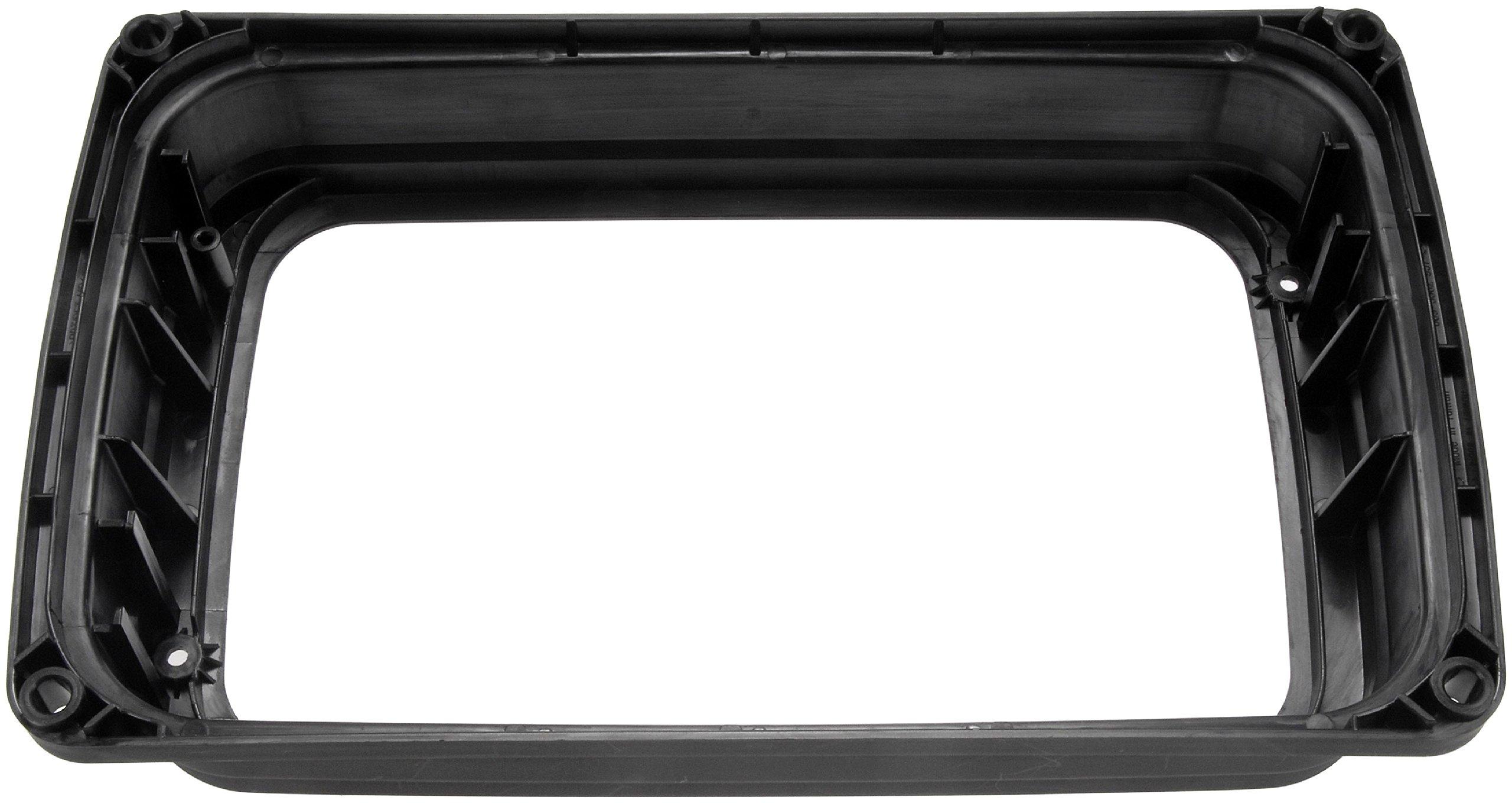 Dorman 889-5502 Mack Headlight Bezel by Dorman