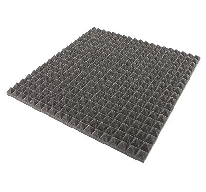 Akustikpur – mvss302 aprox. 50 cm x 50 cm x 3 cm – ignífuga.
