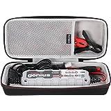 LTGEM EVA Estuche Transporte de Viajes Funda Case para Cargador inteligente de batería NOCO Genius G3500 6V/12V 3.5A