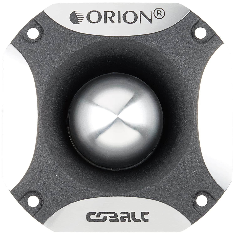 Orion CTW500 4.5 450 Watts Cobalt Series Super Bullet Tweeter with Aluminum Diaphragm Each