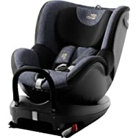 BRITAX RÖMER silla de coche DUALFIX2 R, Giratoria a 360 ° y con fijación ISOFIX, niño de 0 a 18 kg (Grupo 0+/1) desde el…
