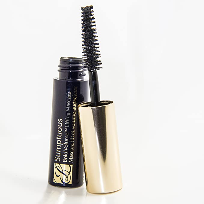 Estee Lauder Sumptuous Bold Volume Lifting Mascara 01 Black 0.1oz/2.8ml by Estee Lauder: Amazon.es: Belleza