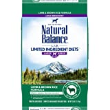 Natural Balance L.I.D. Limited Ingredient Diets Adult Large Breed Dry Dog Food