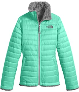 f25f5a231 Amazon.com: The North Face Girl's Reversible Mossbud Swirl Jacket ...