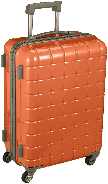 [プロテカ] Proteca スーツケース 日本製 360s(スリーシックスティエス) 3年保証 サイレントキャスター 55cm 44L B06XMRKX8L マンダリンオレンジ マンダリンオレンジ