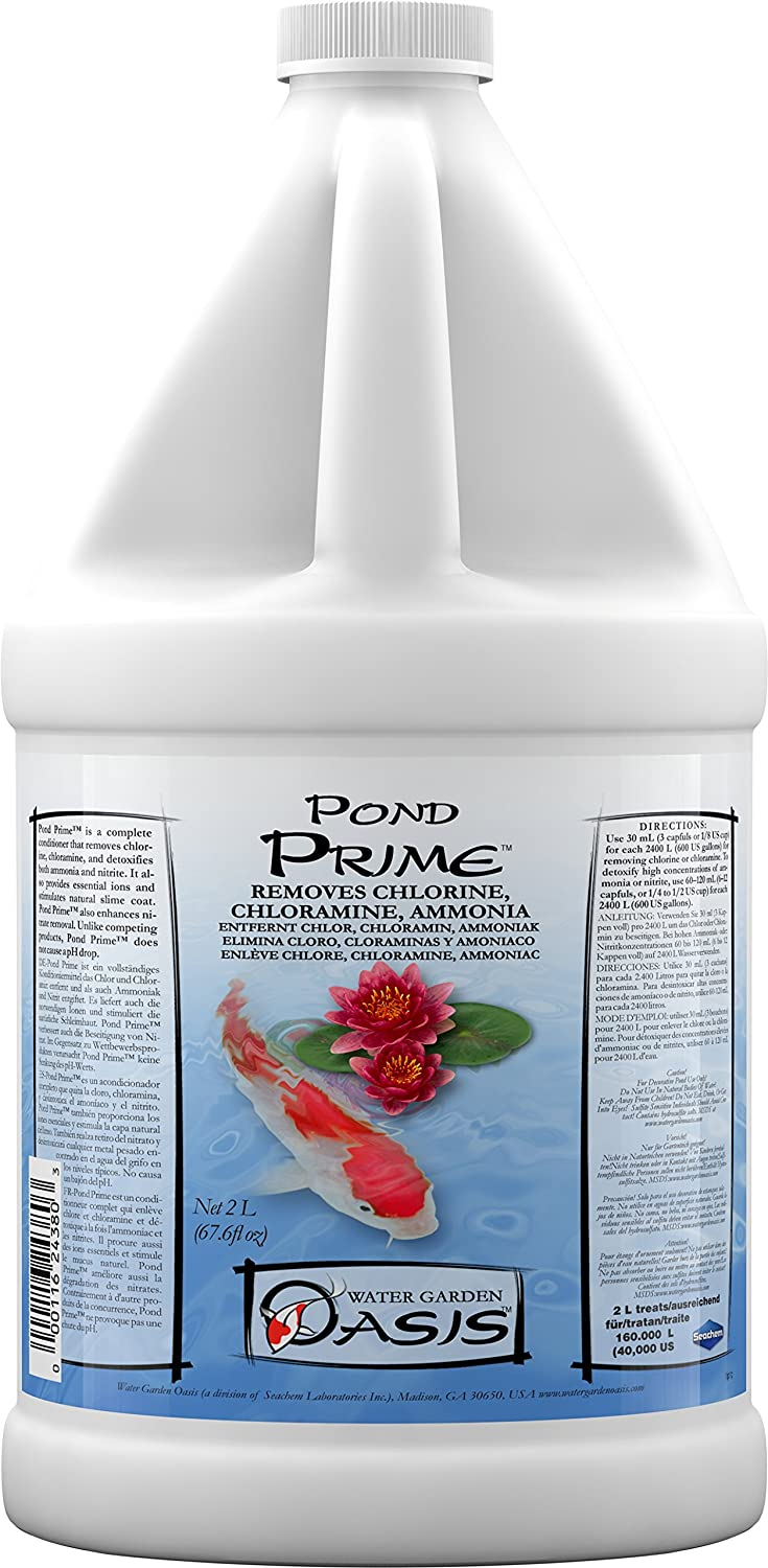 Pond Prime, 2 L / 67.6 fl. oz