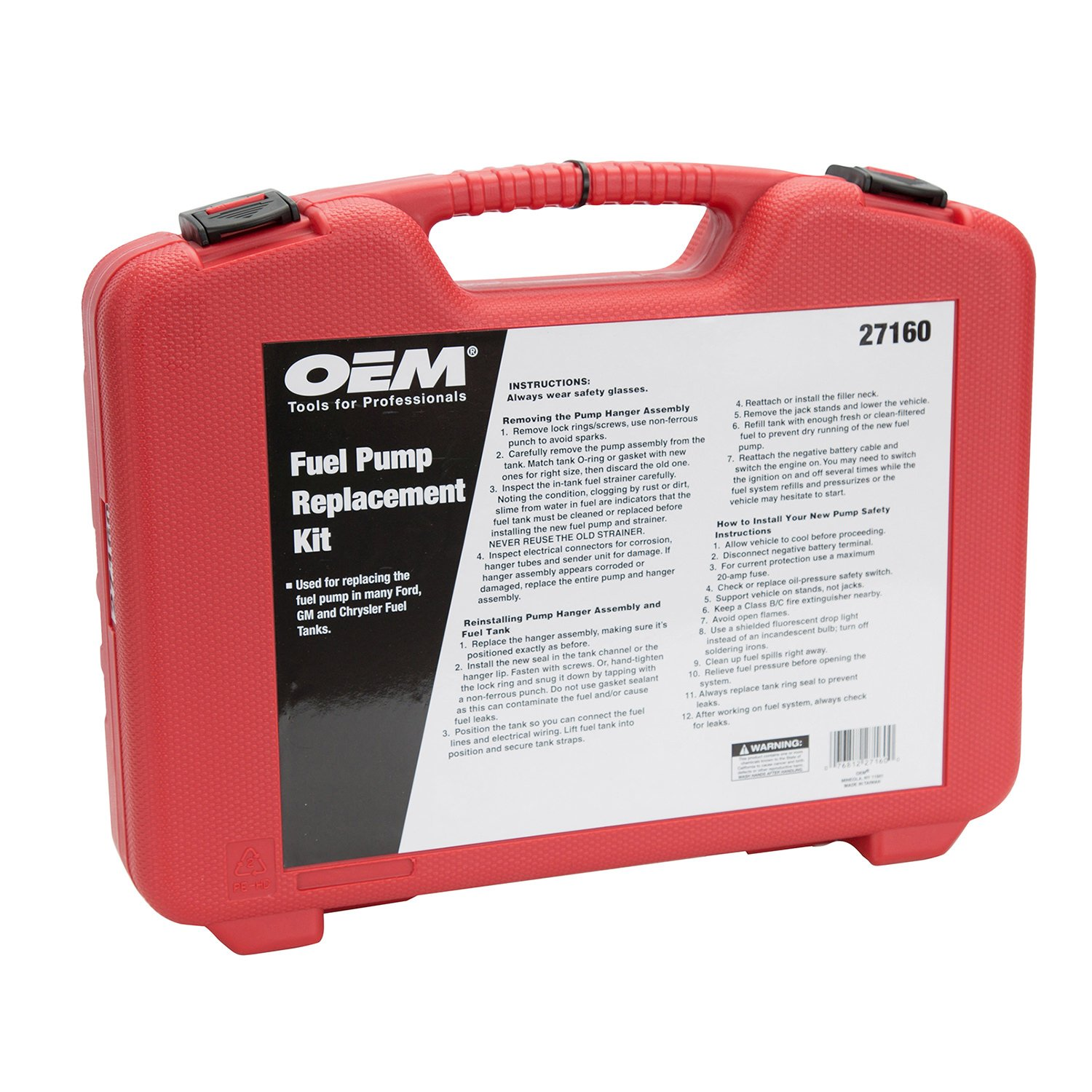 OEMTOOLS  27160 Fuel Pump Replacement Kit by OEMTOOLS (Image #2)