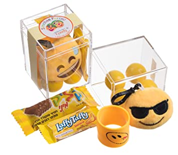 Amazon.com : Emoji Purim Box - Pack of 4 : Grocery & Gourmet ...