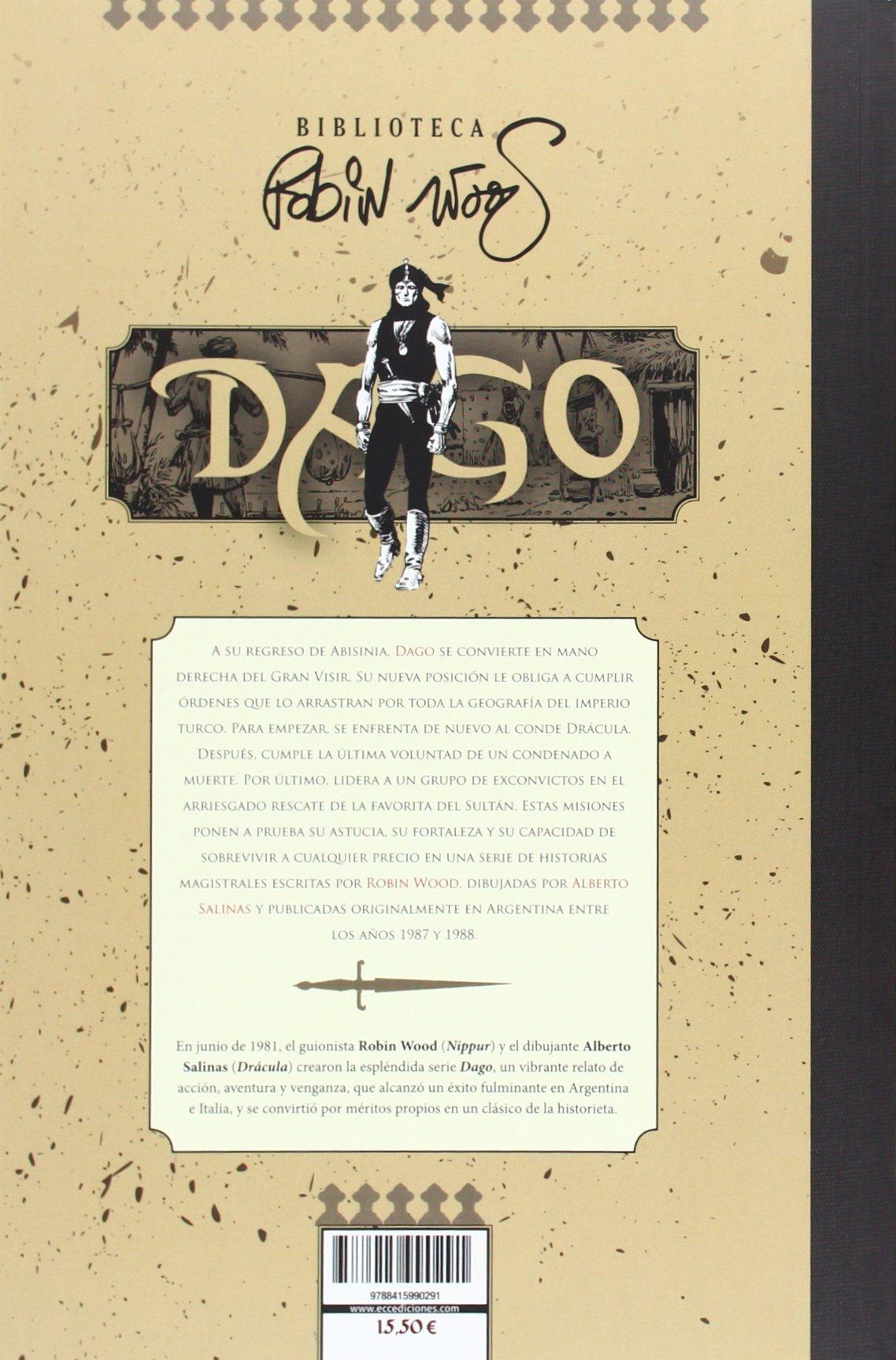 Dago, #5: El cuchillo del Jenízaro (Biblioteca Robin Wood ...