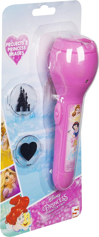 M&Ms Disney Princess - Linterna proyector para niños: Amazon.es ...