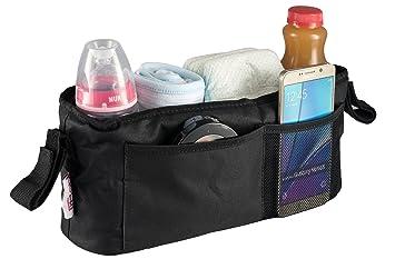 3484ef427981 Amazon.com   Universal Stroller Organizer Bag By Kidluf - 2 Cup ...