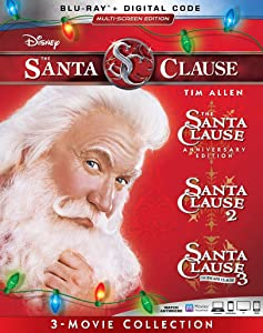 The Santa Clause 3-Movie Collection [Blu-ray]