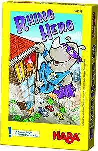 HABA Rhino Hero-ESP (302273): Amazon.es: Juguetes y juegos