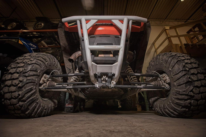 Polaris 2014-17 RZR 1000 Turbo Billet Aluminium Upper//Lower Radius Rod Kit