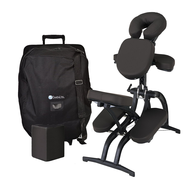 Amazon EARTHLITE Avila II Portable Massage Chair Package