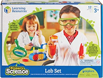 Learning Resources Appealing Science Lab