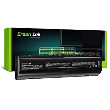 Green Cell® Standard Serie HSTNN-DB42 / HSTNN-LB42 Batería para HP Pavilion DV2000 DV6000 DV6500 DV6700 DV6800 DV6900 Ordenador (6 Celdas 4400mAh 10.8V ...
