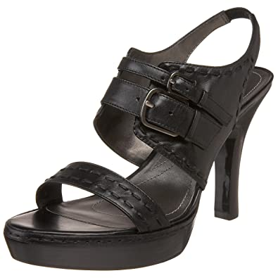09089f4bd66 Tahari Women s Pam 110353 Platform Sandal